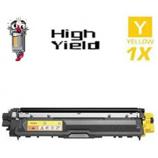 Brother TN225Y High Yield Yellow Laser Toner Cartridge Premium Compatible