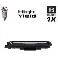 Brother TN227BK High Yield Black Laser Toner Cartridge Premium Compatible