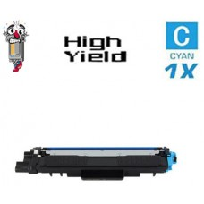 Brother TN227C High Yield Cyan Laser Toner Cartridge Premium Compatible
