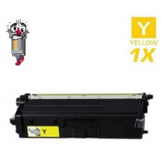 Brother TN433Y Yellow Laser Toner Cartridge Premium Compatible