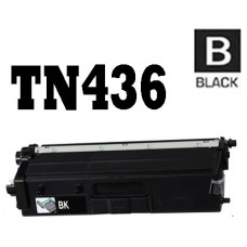 Brother TN436BK Black Super High Yield Toner Cartridge Premium Compatible