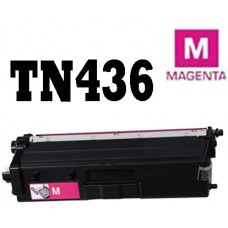 Brother TN436M Magenta Super High Yield Toner Cartridge Premium Compatible