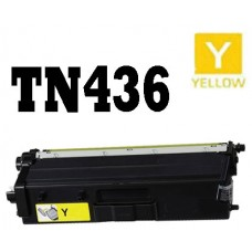 Brother TN436Y Yellow Super High Yield Toner Cartridge Premium Compatible