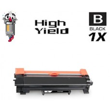 Brother TN760 High Yield Black Laser Toner Cartridge Premium Compatible