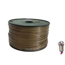 Brown 1.75mm 1kg ABS Filament for 3D Printers