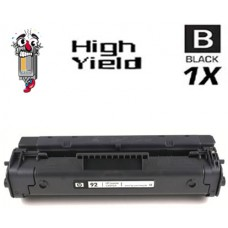 Hewlett Packard C4092X HP92X High Yield Black Laser Toner Cartridge Premium Compatible