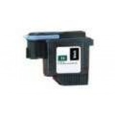 Hewlett Packard HP11 C4810A Black Printhead Cartridge Remanufactured
