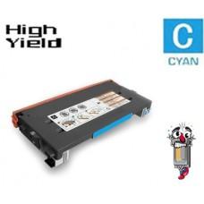 Lexmark C500H2CG High Yield Cyan Laser Toner Cartridge Premium Compatible