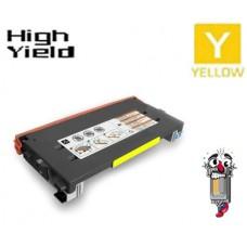 Lexmark C500H2YG High Yield Yellow Laser Toner Cartridge Premium Compatible