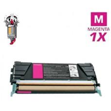 Lexmark C5222MS Magenta Laser Toner Cartridge Premium Compatible