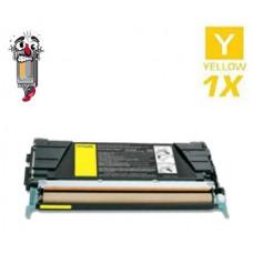 Lexmark C5222YS Yellow Laser Toner Cartridge Premium Compatible