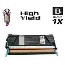 Lexmark C5240KH High Yield Black Laser Toner Cartridge Premium Compatible