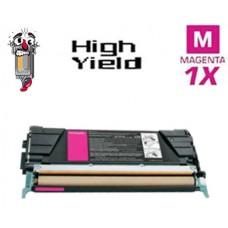 Lexmark C5240MH High Yield Magenta Laser Toner Cartridge Premium Compatible