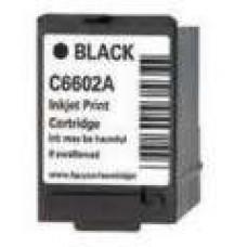 Hewlett Packard C6602A Black Inkjet Cartridge Remanufactured