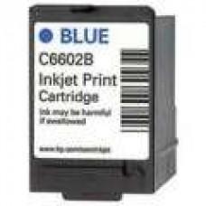 Hewlett Packard C6602B Blue Inkjet Cartridge Remanufactured
