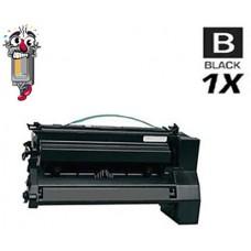 Lexmark C7702KH High Yield Black Laser Toner Cartridge Premium Compatible 20