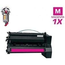 Lexmark C7702MH High Yield Magenta Laser Toner Cartridge Premium Compatible 22