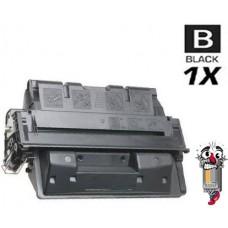Hewlett Packard C8061A HP61A Black Laser Toner Cartridge Premium Compatible