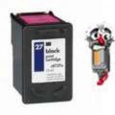 Hewlett Packard HP27 C8727AN Black Inkjet Cartridge Remanufactured
