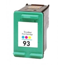 Hewlett Packard HP93 C9361WN Tri-Color Inkjet Cartridge Remanufactured