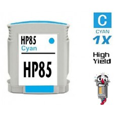 Hewlett Packard HP85 C9425A Cyan Inkjet Cartridge Remanufactured