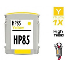 Hewlett Packard HP85 C9427A Yellow Inkjet Cartridge Remanufactured