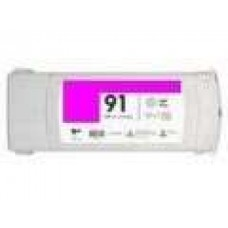 Hewlett Packard C9468A HP91 Magenta Inkjet Cartridge Remanufactured