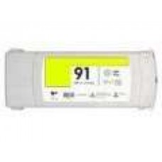 Hewlett Packard C9469A HP91 Yellow Inkjet Cartridge Remanufactured