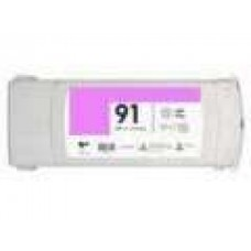 Hewlett Packard C9471A HP91 Light Magenta Inkjet Cartridge Remanufactured