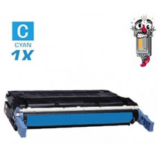 Genuine Original Hewlett Packard C9721A HP641A Cyan Laser Toner Cartridge
