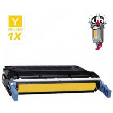 Hewlett Packard C9722A HP641A Yellow Laser Toner Cartridge Premium Compatible