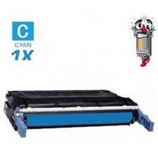Hewlett Packard C9731A HP645A Cyan Laser Toner Cartridge Premium Compatible