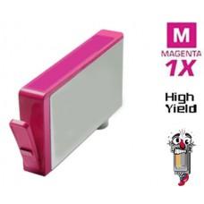 Hewlett Packard HP564XL CB324WN CN686WN Magenta Ink Cartridge Remanufactured