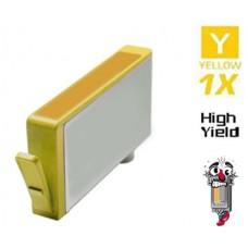 Hewlett Packard HP564XL CB325WN CN687WN Yellow Ink Cartridge Remanufactured