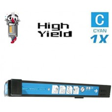 Hewlett Packard CB381A HP824A Cyan Laser Toner Cartridge Premium Compatible