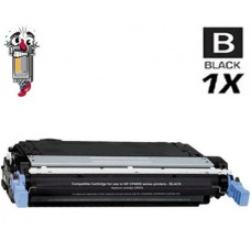 Hewlett Packard CB400A HP642A Black Laser Toner Cartridge Premium Compatible