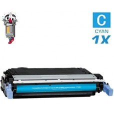 Hewlett Packard CB401A HP642A Cyan Laser Toner Cartridge Premium Compatible