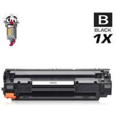 Hewlett Packard CB436A HP36A Black Laser Toner Cartridge Premium Compatible
