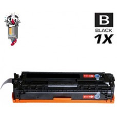 Hewlett Packard CB540A HP125A Black Laser Toner Cartridge Premium Compatible