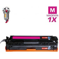 Hewlett Packard CB543A HP125A Magenta Laser Toner Cartridge Premium Compatible