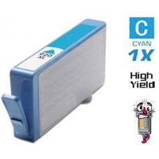 Hewlett Packard CD972AN HP920XL High Yield Cyan Inkjet Cartridge Remanufactured