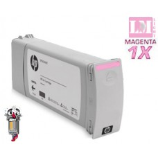 Hewlett Packard HP771 CE041A Light Magenta Ink Cartridge Remanufactured