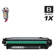 Hewlett Packard CE250A HP504A Black Laser Toner Cartridge Premium Compatible