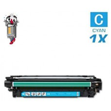 Hewlett Packard CE251A HP504A Cyan Laser Toner Cartridge Premium Compatible