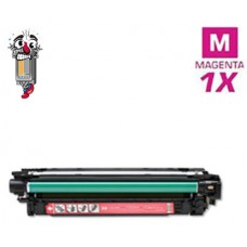 Hewlett Packard CE253A HP504A Magenta Laser Toner Cartridge Premium Compatible