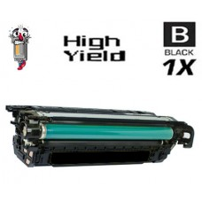 Hewlett Packard CE260X HP649X Black Laser Toner Cartridge Premium Compatible