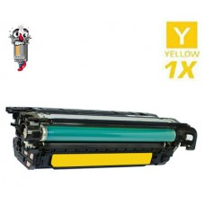 Hewlett Packard CE262A HP648A Yellow Laser Toner Cartridge Premium Compatible