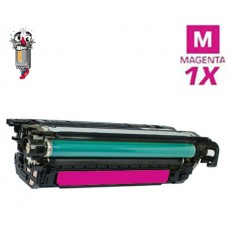 Hewlett Packard CE263A HP648A Magenta Laser Toner Cartridge Premium Compatible