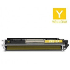 Hewlett Packard CE312A HP126A Yellow Laser Toner Cartridge Premium Compatible