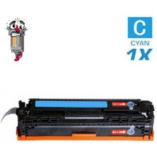 Hewlett Packard CE321A HP128A Cyan Laser Toner Cartridge Premium Compatible